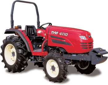 TYM 4110   Tractor & Construction Plant Wiki   Fandom powered by Wikia