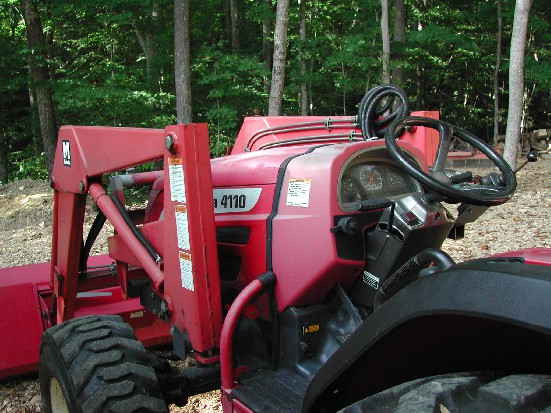 Mahindra 4110 Review by skipmarcy - TractorByNet.com