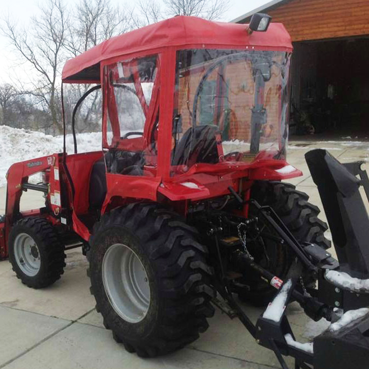 Tractor Cab-Enclosure for Mahindra 3510 and 4110 Existing 52