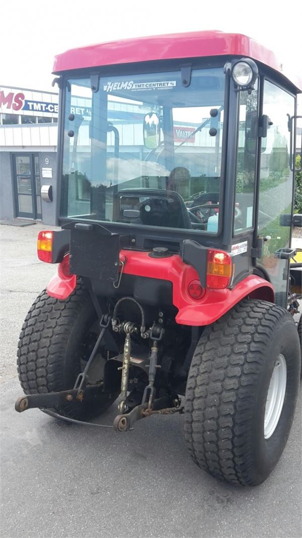 TYM T273 HST, 2012, Compact tractors