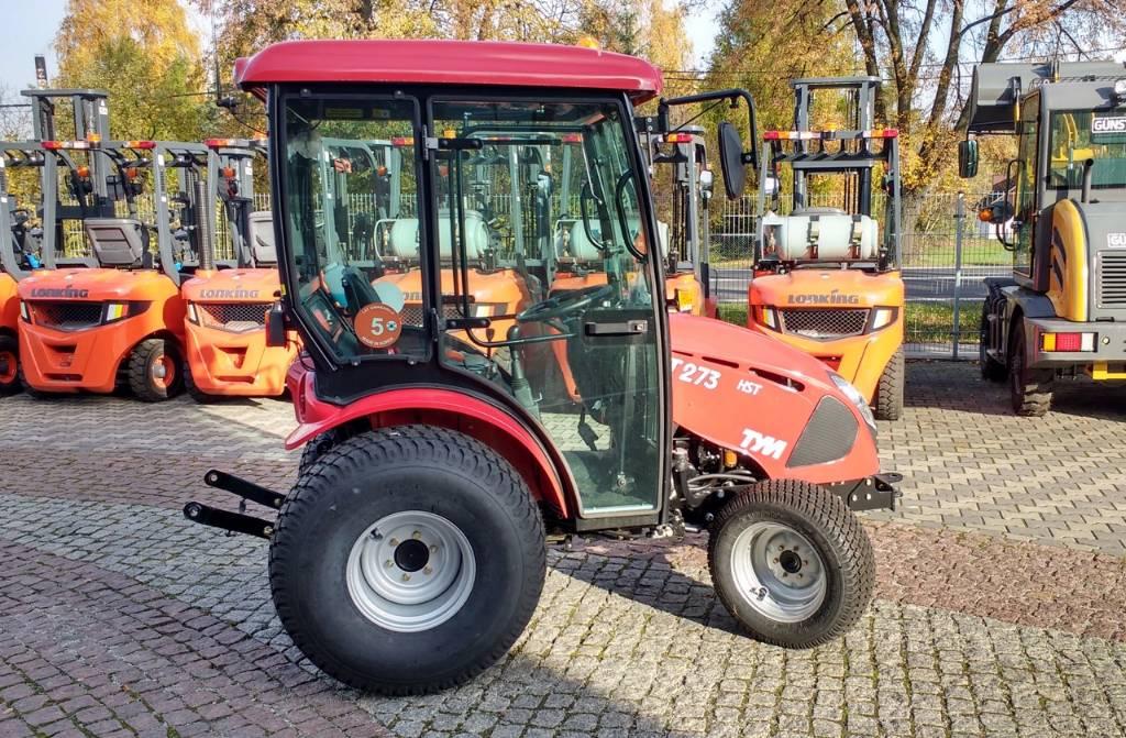 TYM T273 HST, 2015, Tractors