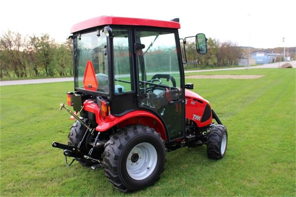 TYM T273 HST, 2015, Compact tractors