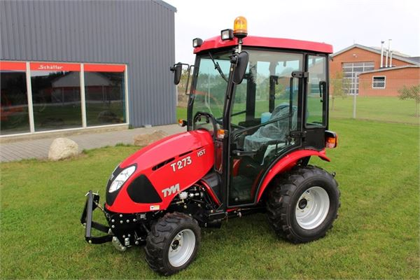 Used TYM T273 HST compact tractors Year: 2015 Price: $25,246 for sale ...
