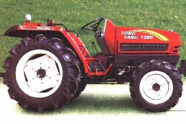TYM T280 tractor - Google Search