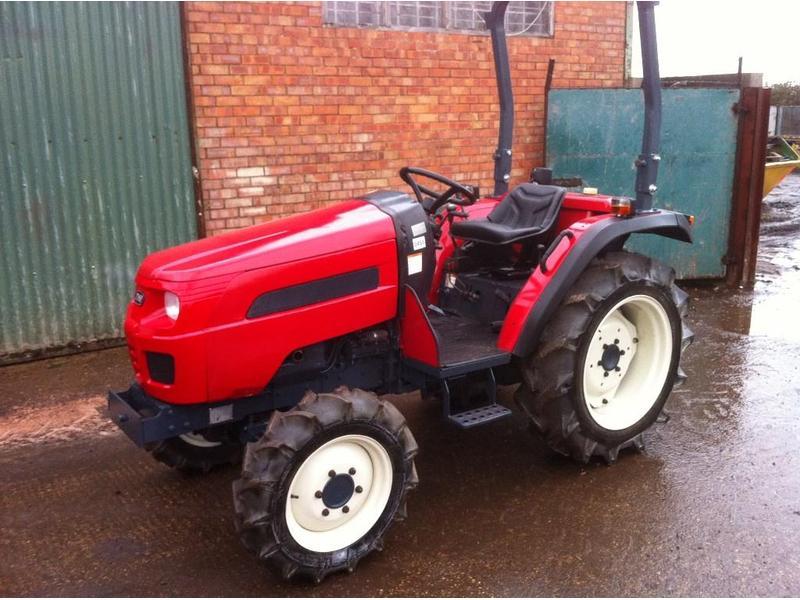 TYM T290 4x4 Diesel Tractors in Worcester | Auto Trader Farm