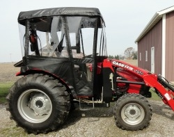 TYM Tractor Cabs and Cab Enclosures - fits T300,2310, 2810, T350, T353 ...