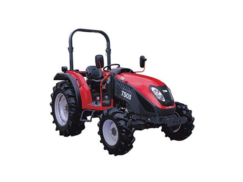 TYM T503 4WD HST ROPS Tractors Specification