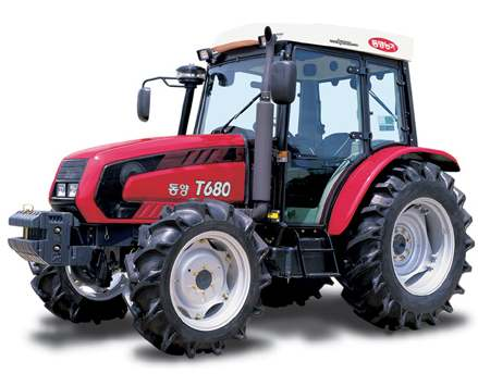 TYM T680 - Tractor & Construction Plant Wiki - The classic vehicle and ...