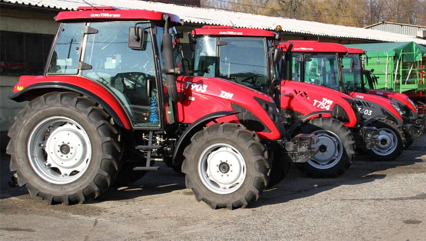 TYM T903 - Tractors, Price: £31,075, Year of manufacture: 2015 ...