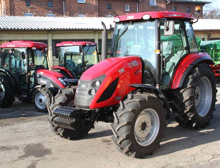 TYM T903, Poland, $50,437, 2015- tractors for sale - Mascus Canada