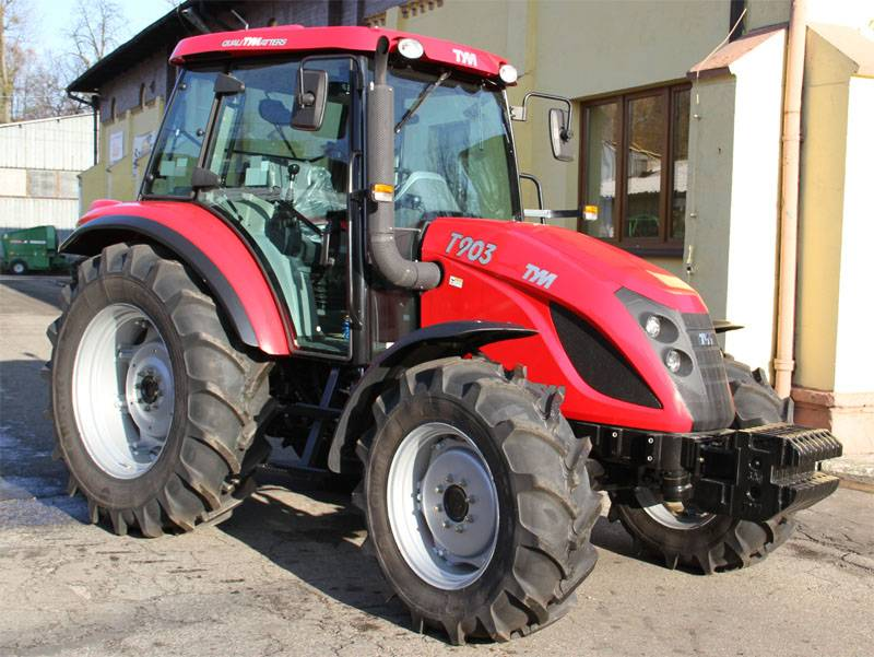 Used TYM T903 tractors Year: 2015 Price: $37,437 for sale - Mascus USA