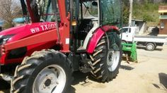 TYM TX803 tractor - Google Search