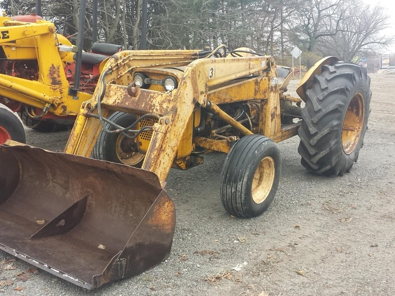 Massey Ferguson 204 Tractor - Fremont, MI   Machinery Pete