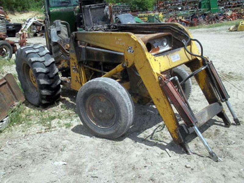 Massey-Ferguson 204 Dismantled Tractors for Sale   Fastline