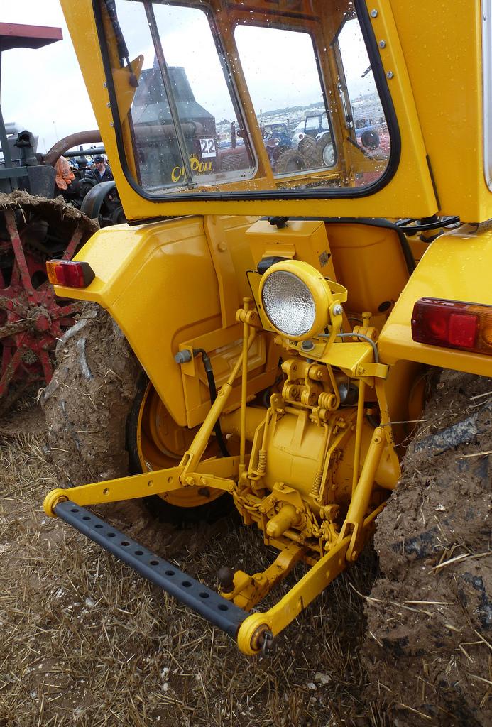 MF 20 Massey Ferguson Industrial Tractor   MF 20 Massey Ferg ...