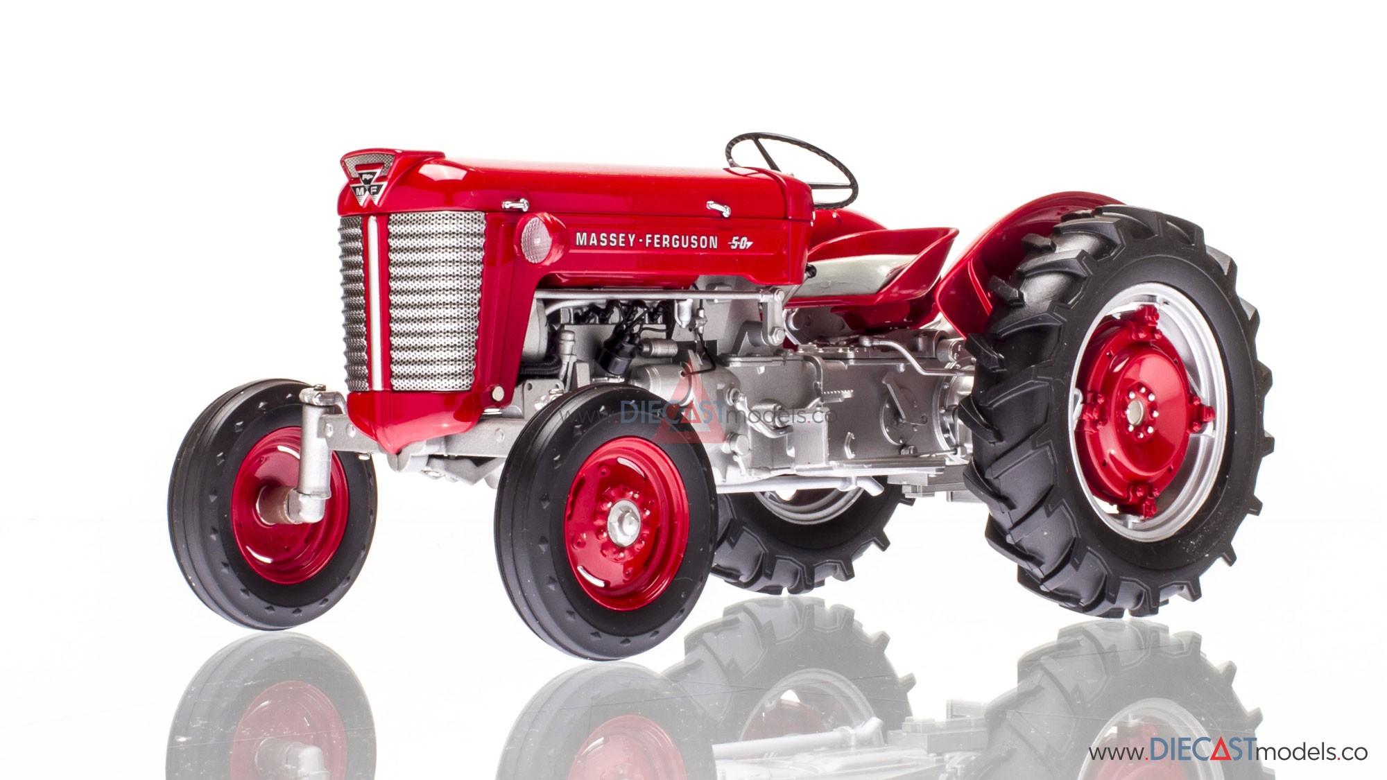 Massey Ferguson 50 Tractor Scale Diecast Model