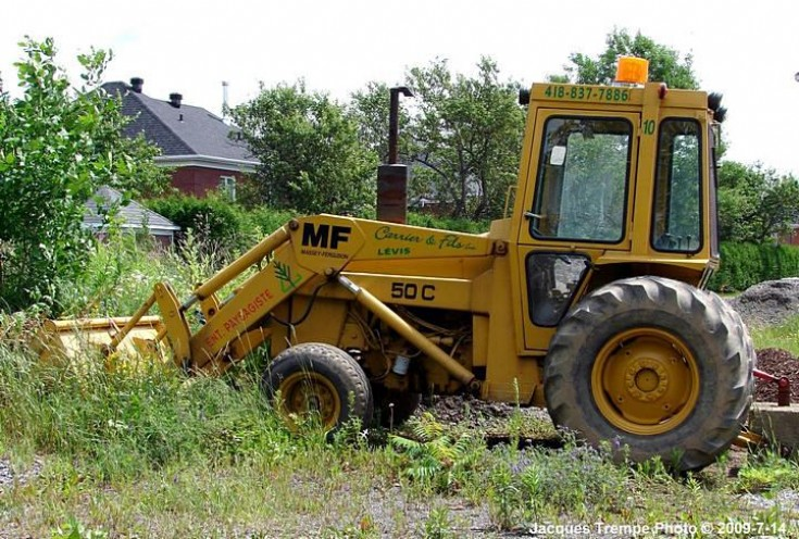 Tractor Photos - Massey Ferguson 50C