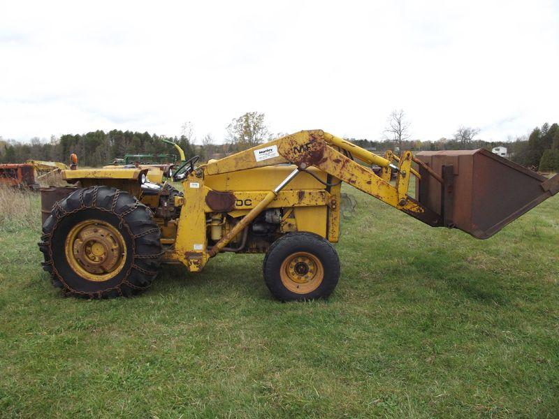 Massey-Ferguson 50C Tractors | BOCHEK SALES STURGEON BAY, WI