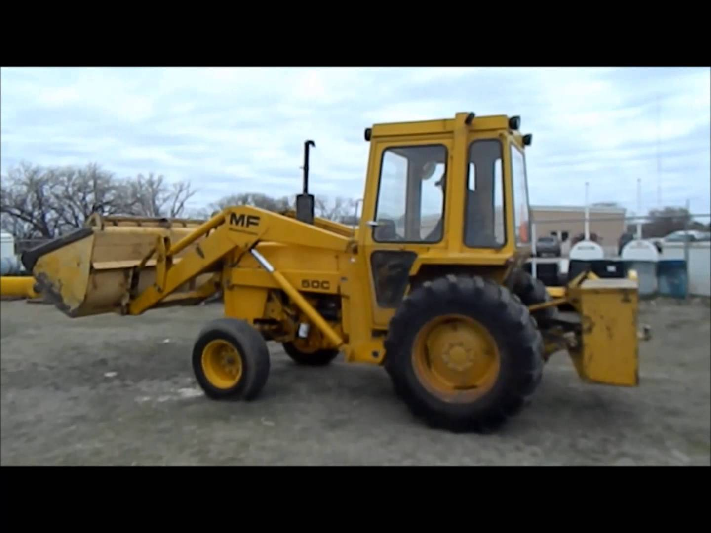 Massey-Ferguson 50C tractor for sale | sold at auction May 7, 2013 ...
