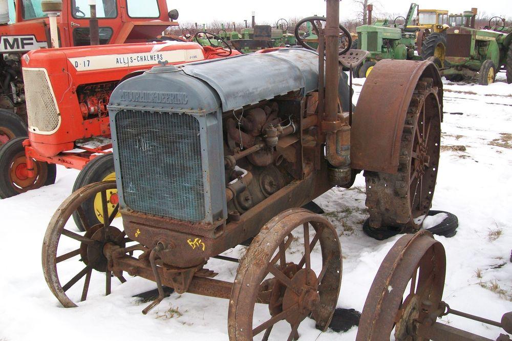 McCormick Deering 10-20 Tractor | eBay