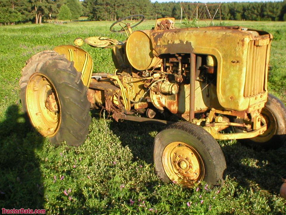TractorData.com Minneapolis-Moline Big Mo 400 industrial tractor ...