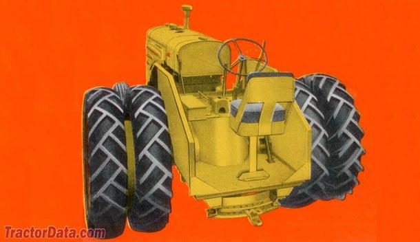 TractorData.com Minneapolis-Moline GTI industrial tractor photos ...