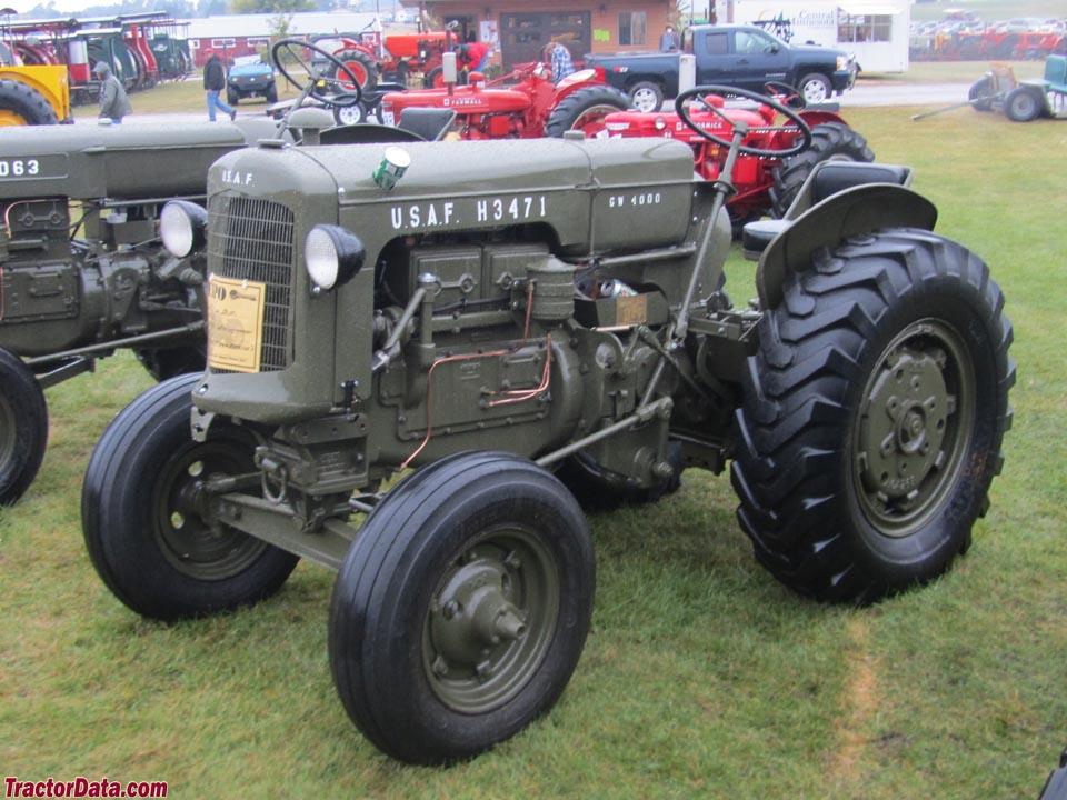 TractorData.com Minneapolis-Moline RTI-M tractor photos information