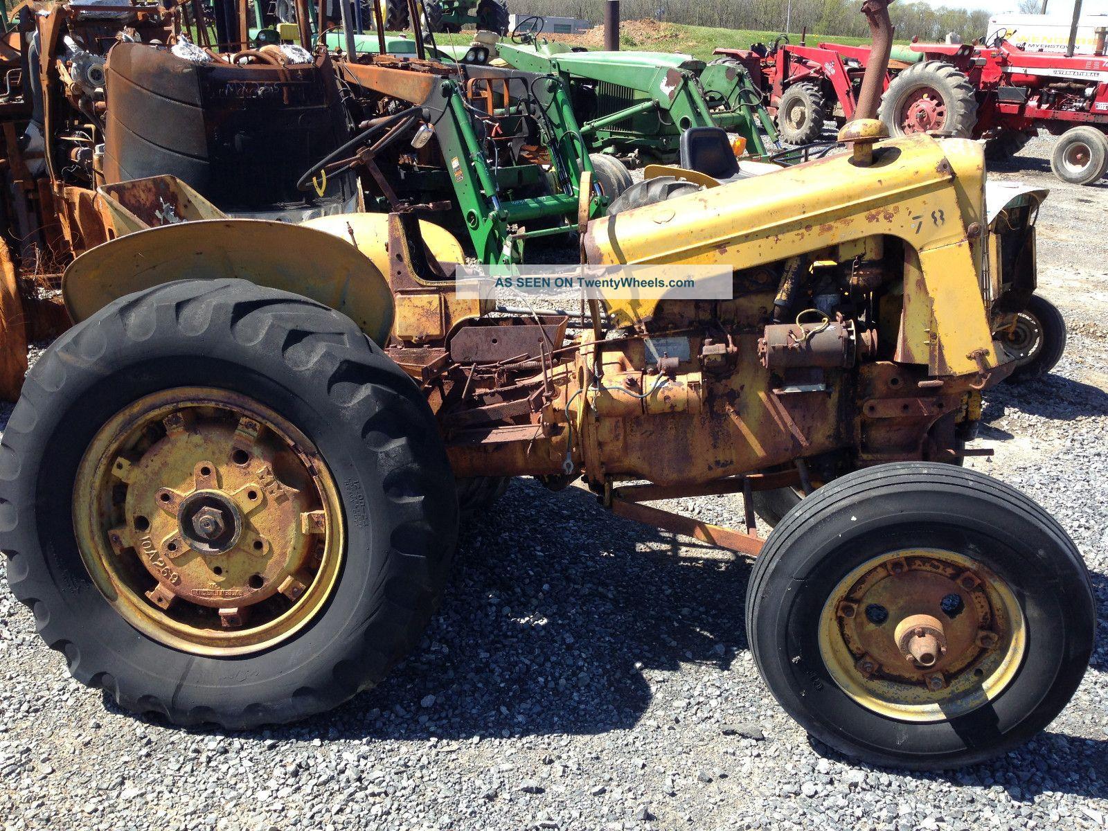 Minneapolis Moline Rti - M Tractor Tractors photo