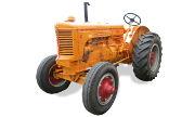 Minneapolis-Moline UTI industrial tractor photo