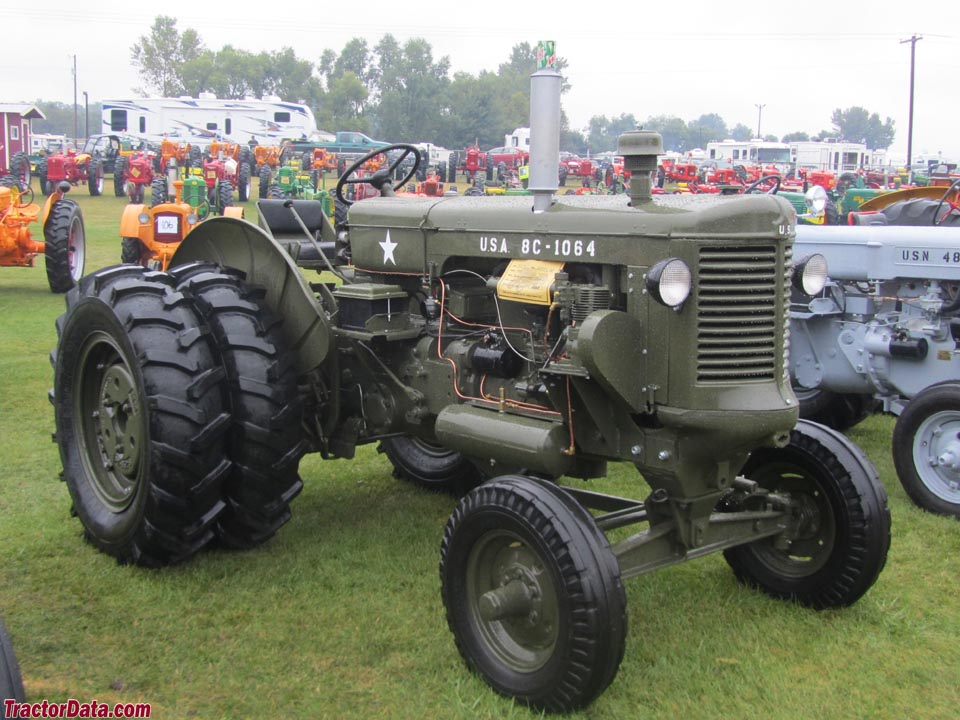 TractorData.com Minneapolis-Moline UTI-M tractor photos information
