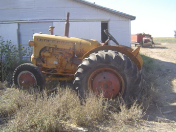 1947 Minneapolis Moline Uti LP Tractor - TractorShed.com