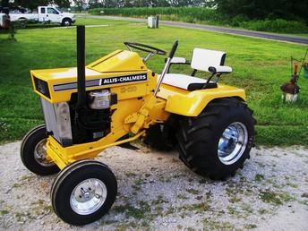Allis Chalmers B110 1968 allis chalmers b-110 resto-mod - tractorshed ...