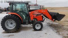 2011 AGCO ST60A Tractor