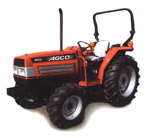 AGCO - Tractor & Construction Plant Wiki - The classic vehicle and ...