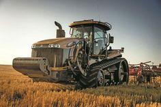AGCO Challenger MT800E Series Tractors #AGCO #Challenger #MT800E # ...