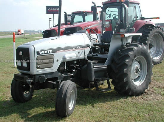 Click Here to View More AGCO WHITE 6410 TRACTORS For Sale on ...