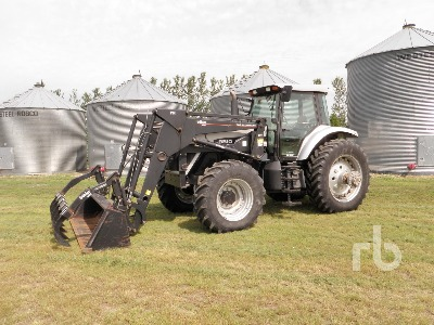 1998 Agco White 8510 CG153003 Agriculture - Mfwd Tractors