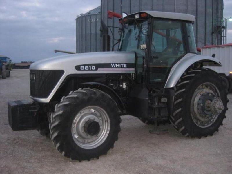 AGCO White 8610 Tractors for Sale | Fastline
