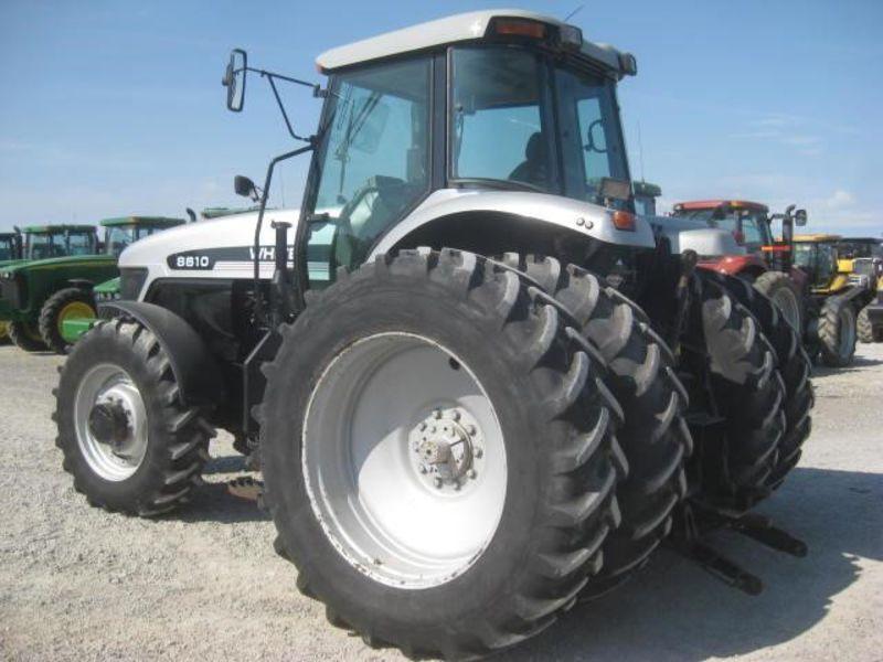 1998 AGCO White 8610 Tractors for Sale | Fastline