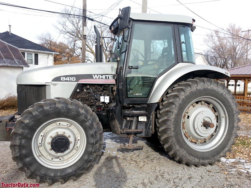 white tractors 8310 google white 8310 8410 fwd agco white white ...