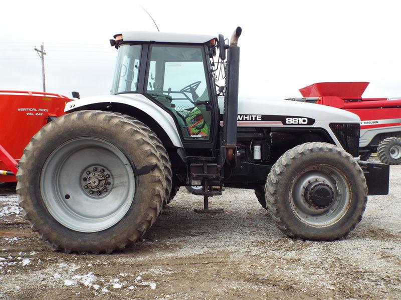 1998 AGCO White 8810 Tractors for Sale | Fastline