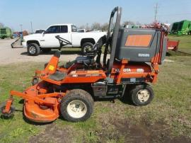 Ship a one kubota riding mower FZ2400 with a 6 foot deck to Hillsboro