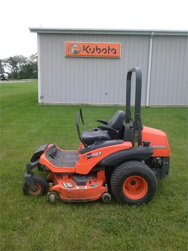 Kubota ZD323 for sale Evolution Ag, LLC - Upper Sandusky Price: $8,400 ...