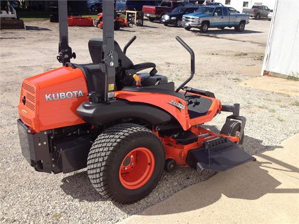 Kubota ZD323-60 for sale Watseka, Illinois Price: $10,750, Year: 2014 ...