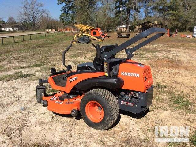Kubota ZD323 Mower For Sale, 33 Hours | Lufkin, TX | 9024043 ...