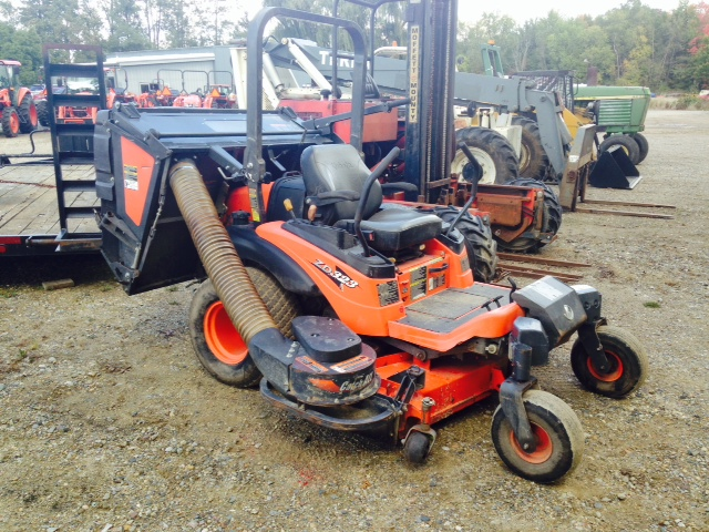 Kubota ZD323 Zero Turn > Capital Equipment > Used Equipment | Capital ...