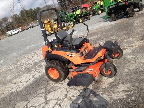 2011 Kubota ZD323-60 Lawn & Garden and Commercial Mowing - John Deere ...