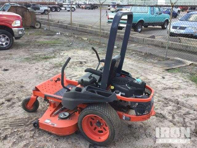 Kubota ZG127E Mower For Sale, 125 Hours | Houston, TX | 9016525 ...