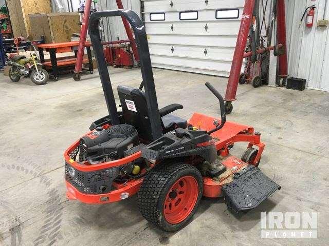 Kubota ZG127E Mower For Sale, 44 Hours | Ames, IA | 9024351 ...