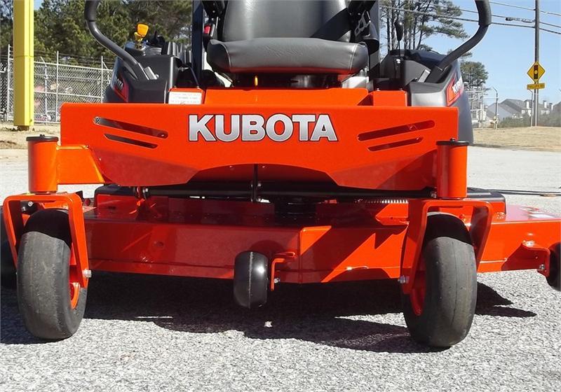 """NEW KUBOTA ZG127E-54 Kommander Zero Turn Gasoline Mower w/ 54"""" Deck ..."""